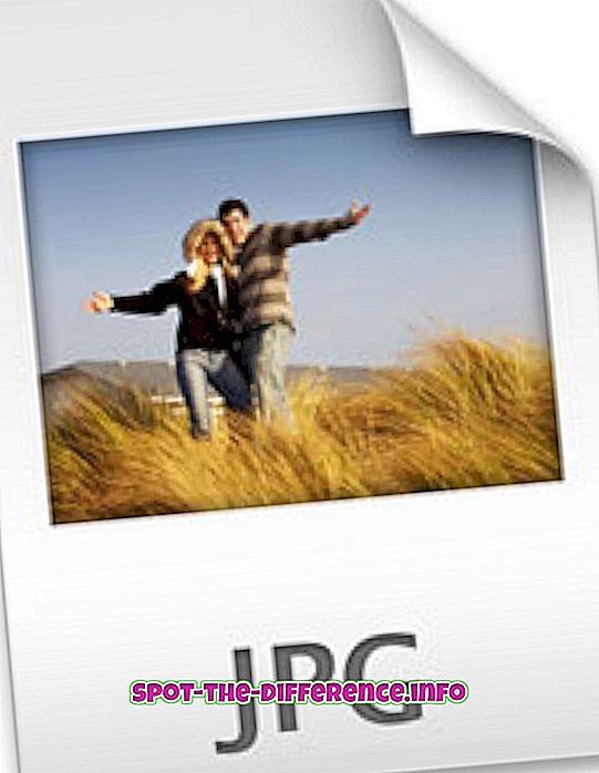 JPG ve JPEG arasındaki fark