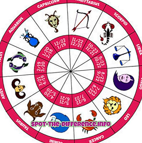 разлика између: Разлика између хороскопа и Кундли