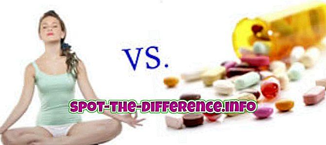 a különbség köztük: A hagyományos és a hagyományos különbség