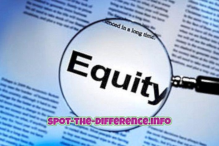 разлика между: Разлика между акции и акции