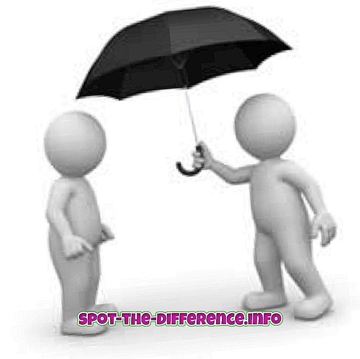 verschil tussen: Verschil tussen opoffering en compromis