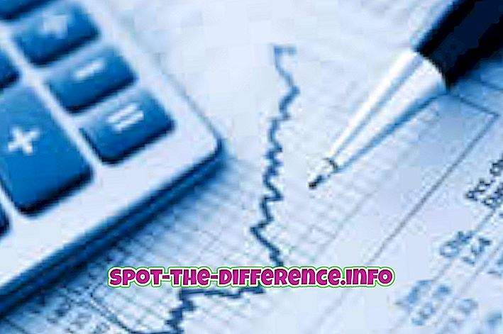Différence entre comptabilité et comptabilité