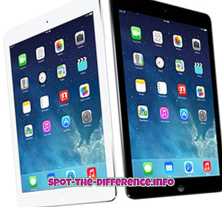 diferență între: Diferența dintre iPad Air și iPad Air 2