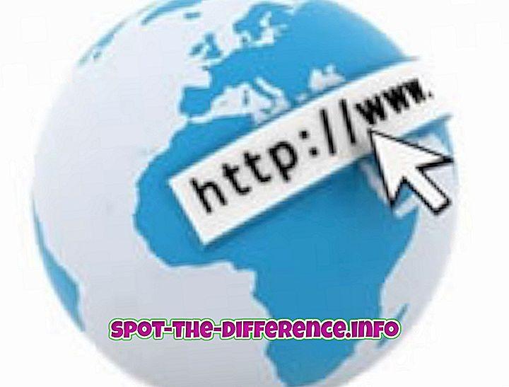 Разлика између ВПН-а и Интернета