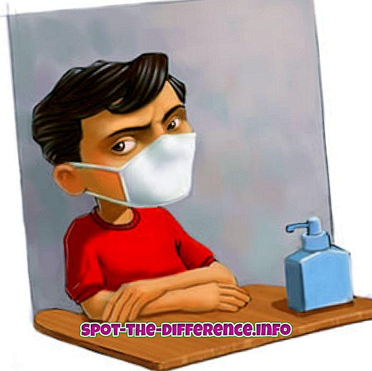 Разлика између инфективног и заразног