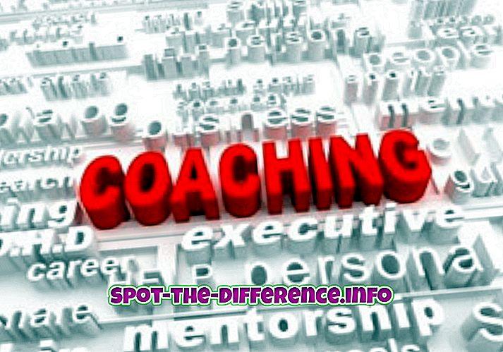 perbedaan antara: Perbedaan antara Pelatihan dan Pendampingan