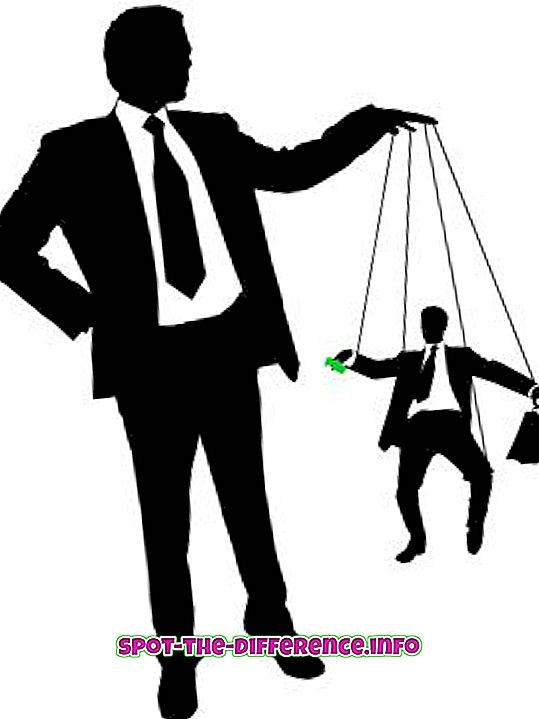 vahe: Seduktsiooni ja manipuleerimise erinevus