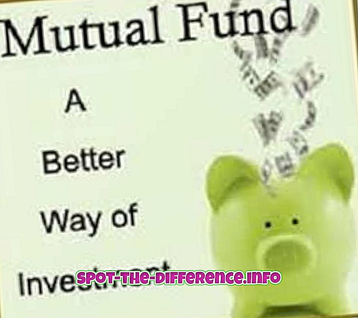 Starpība starp ieguldījumu fondu un ULIP