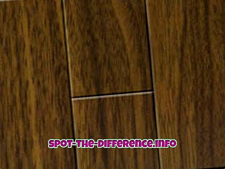 разлика између: Разлика између ламината и шперплоче