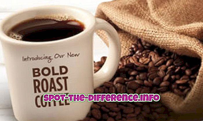 arasındaki fark: Koyu Kahve ve Koyu Kahve Arasındaki Fark
