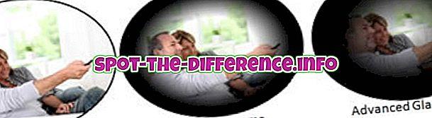 Erinevus glaukoomi ja katarakti vahel