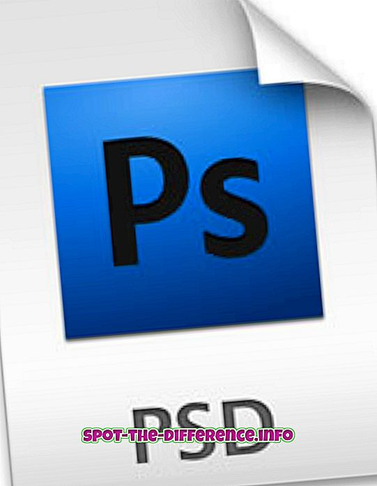 atšķirība starp: Starpība starp PSD un PSB