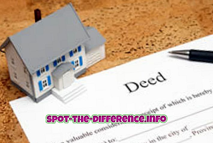 differenza tra: Differenza tra Sale Deed e Conveyance Deed
