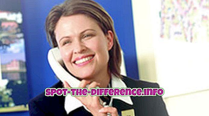 차이점: 영업 고문과 영업 담당자의 차이점