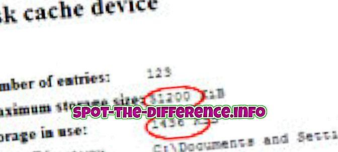 Разлика између кеша и бафера