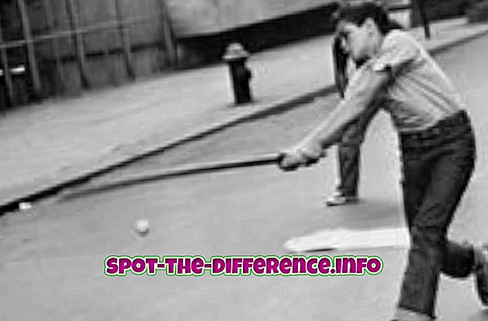 Differenza tra Stickball e Australian Stickball