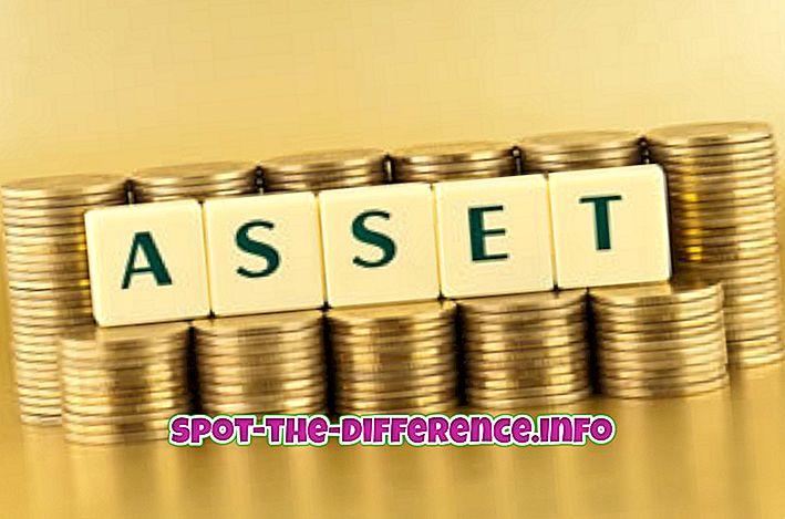 Unterschied zwischen: Unterschied zwischen Aktiva und Passiva im Bankwesen