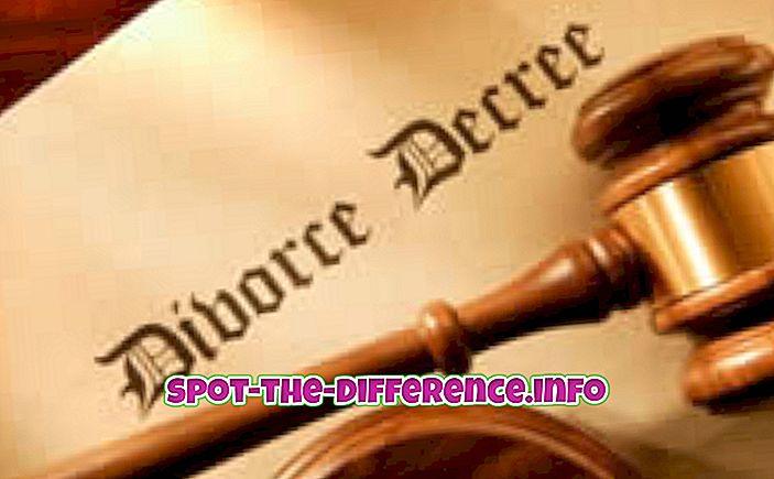 Sự khác biệt giữa Luật dân sự và Luật hình sự