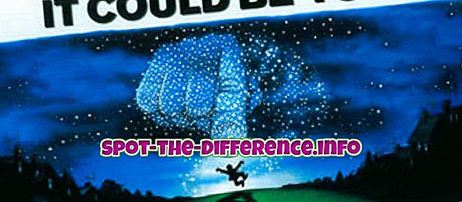 popularne usporedbe: Razlika između može i bi