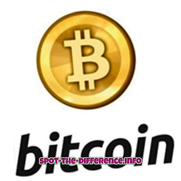 Perbedaan antara Bitcoin dan Peercoin