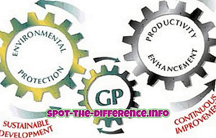 효율성과 생산성의 차이