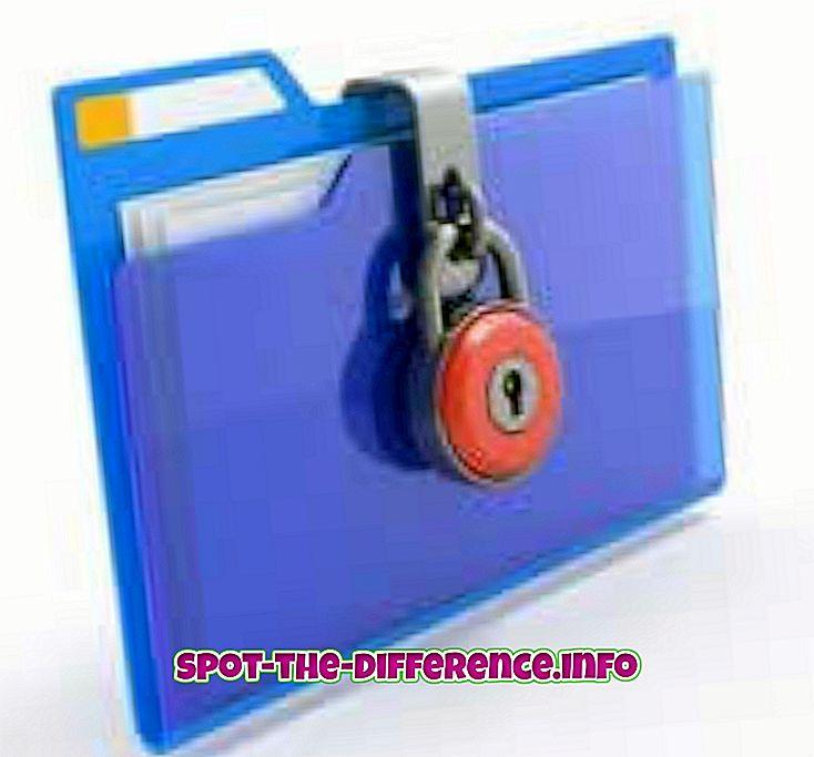 Differenza tra offuscamento e crittografia