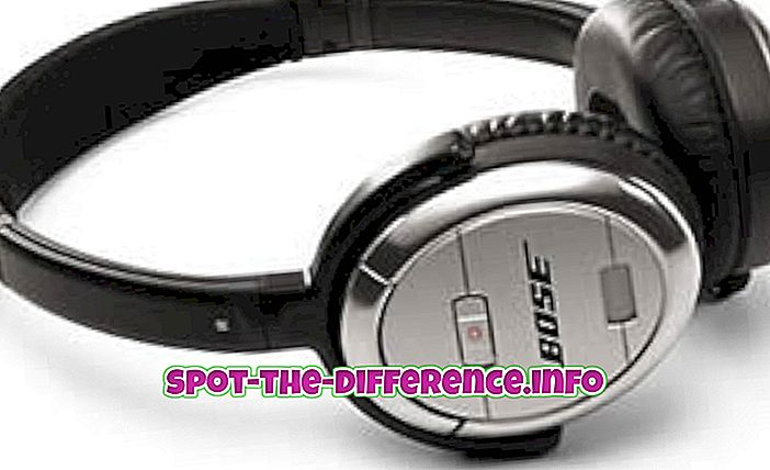Forskjellen mellom Sonos og Bose