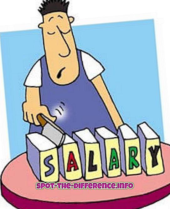 Rozdíl mezi CTC a Take Home salary