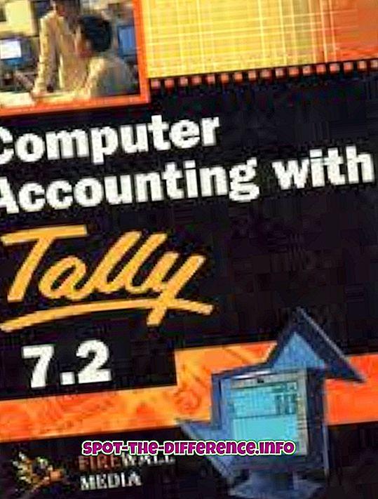 Razlika između Tally 7.2 i Tally 9