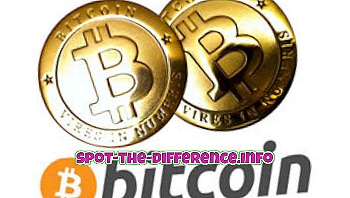populaire vergelijkingen: Verschil tussen Bitcoin en Litecoin
