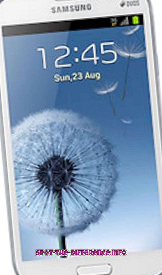 beliebte Vergleiche: Unterschied zwischen Samsung Galaxy Win und Samsung Galaxy Grand