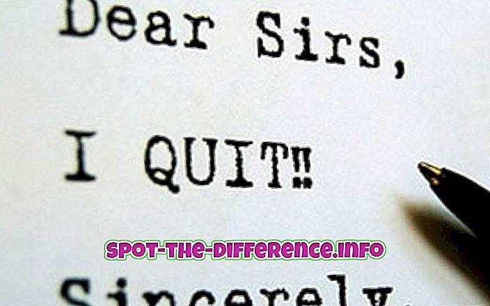 Erinevus tagasiastumise ja lõpetamise vahel