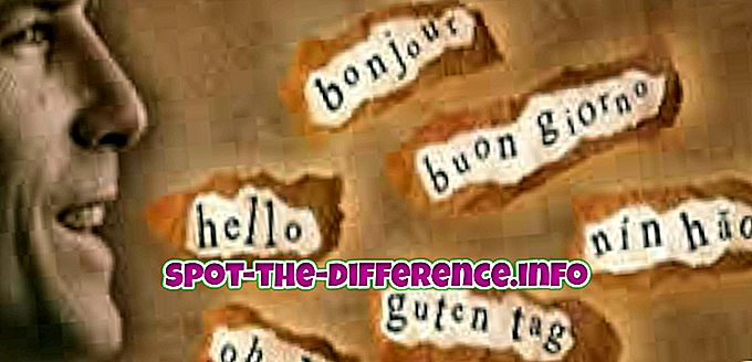 Différence entre l'accent et l'argot