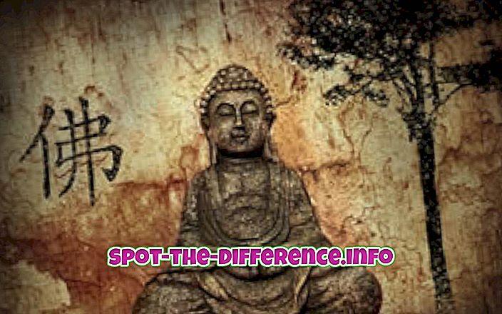 Разлика између таоизма и будизма