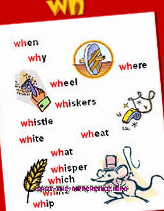 so sánh phổ biến: Sự khác biệt giữa ngữ âm, ngữ âm và âm vị