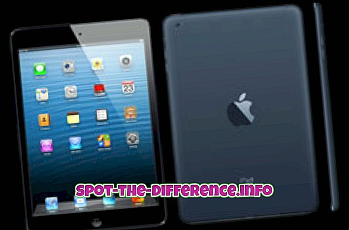Apple iPad 2 ve iPad 4 arasındaki fark