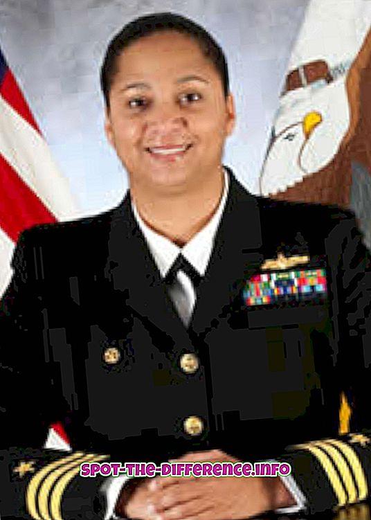 Deck Cadet ja Deck Officer vaheline erinevus