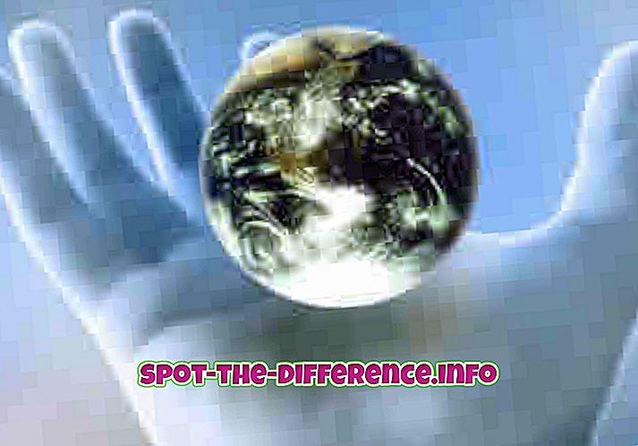 populaarsed võrdlused: Erinevus Jumala ja Jumaluse vahel