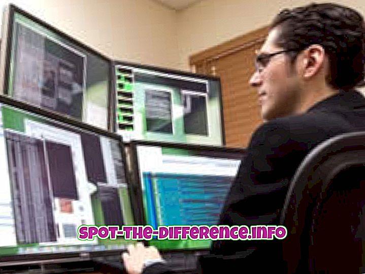 Разлика између софтверског инжењера и рачунара