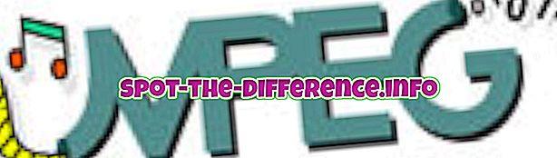 Az MPEG és az MP3 közötti különbség
