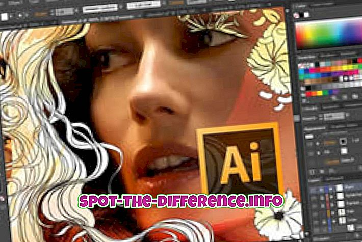 Illustrator ve InDesign arasındaki fark