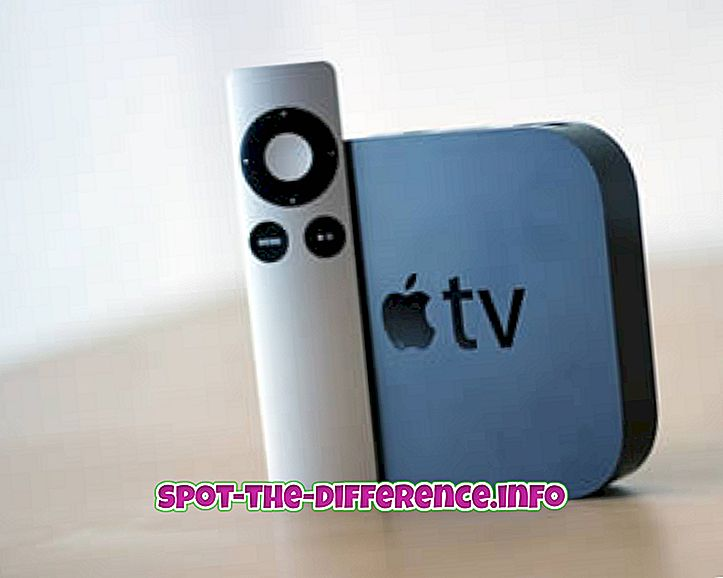 Diferencia entre Sonos y Apple TV