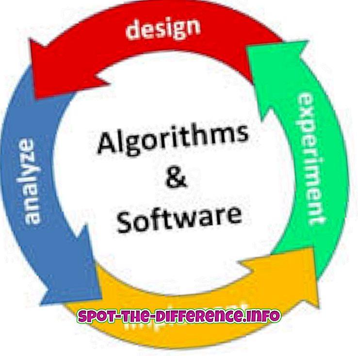 Perbedaan antara Rekayasa Perangkat Lunak dan Teknik Komputer